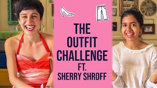 The Outfit Challenge #2: Sejal vs Sherry | Sejal Kumar