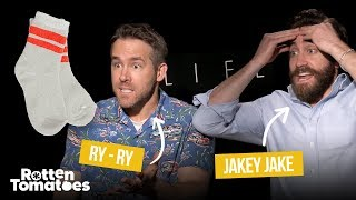 Operation Jakey-Jakes and Ry-Ry - Funny 'Life' Interview (2017)