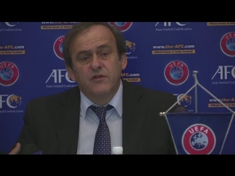 Platini: 'No Euro 2020 match to be held in Asia'