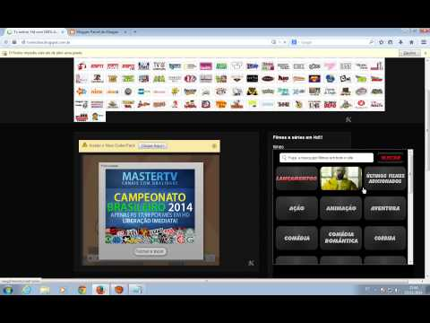 ASSISTIR TV ONLINE E EM HD 2014/2015 !!!