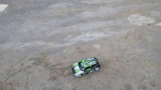Traxxas Latrax Rally Car 1:18 Scale Drifting