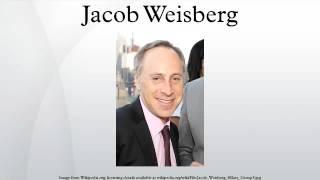 Jacob Weisberg
