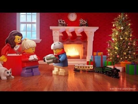 Подарки из лего на новый год