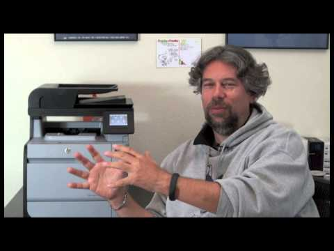 HP M476DW Color Laser Printer Review