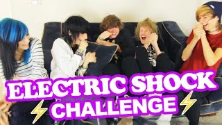 *ELECTRIC SHOCK CHALLENGE* with Exclamation Point