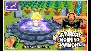SUMMONERS WAR : SATURDAY MORNING SUMMONS! (1/5/19)