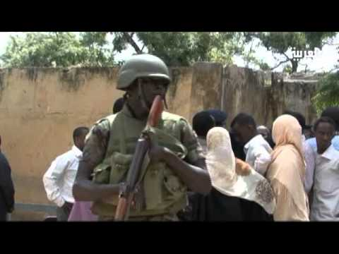 Somali children placed on frontline combat
