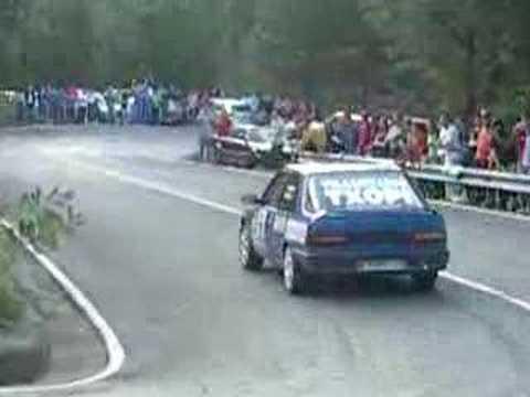 Rally gernika 2006- Peugeot 309 GTI