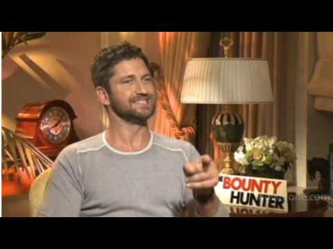 Moviefone interview with Gerard Butler