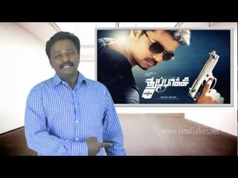 Thuppakki Review & Budget Report - Thupakki, Thuppaki | Tamiltalkies video