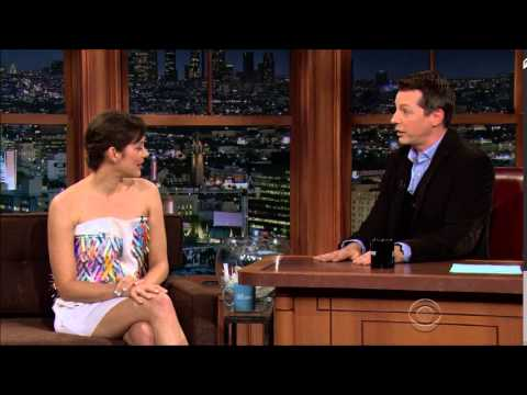 Marion Cotillard Late Late Show 2 2 2015