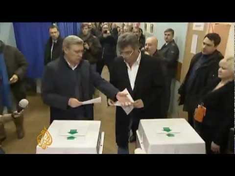 Russie: élection présidentielle qui devrait ramener Poutine au ...