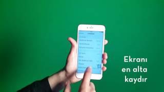 iPhone Gurusu - # 07 Orta Tuş Kolaylıkları