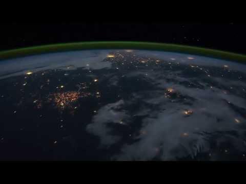 Земля  вид из космоса (НАСА, МКС)
