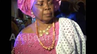 Lanre Ijaola ex's, Nneka Orisafele's Mum's 70th bash with Alpha Band (Part 3)