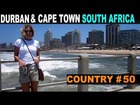 A Tourist's Guide to Cape Town, Durban & Johannesburg