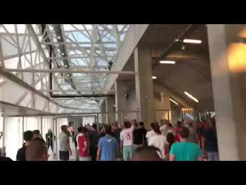 Incidente :) Debrecen - Torino 2019 08 01