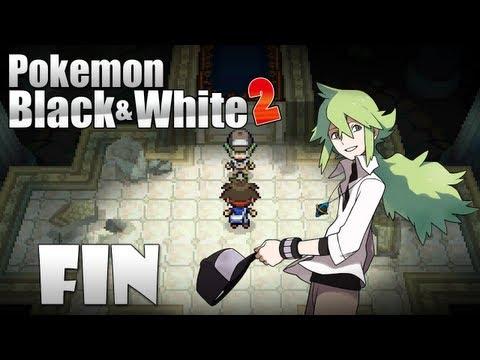 Pokémon Black & White 2 - Episode 81 N Battle Finale