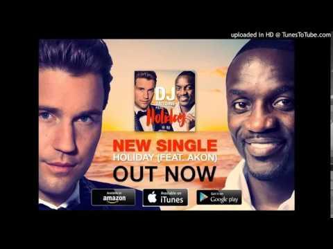 DJ Antoine   Holiday Feat  Akon CDQ