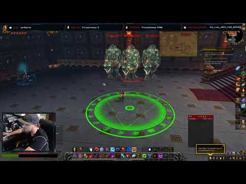 Heroic: Four Kings - World of Warcraft: Battle For Azeroth - Part 177