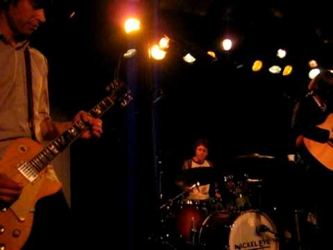 Nickel Eye - Back From Exile (LIVE at the Loft)