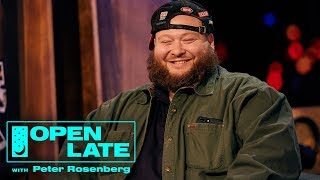 Action Bronson on White Bronco, Split from VICE and Weird Sex | Open Late with Peter Rosenberg