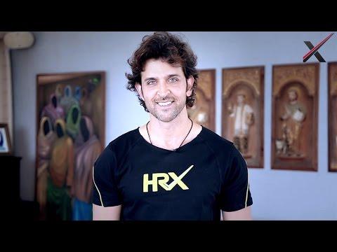Hrithik Roshan - Happy New Year 2015 | HRX