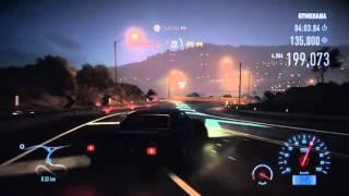 Need For Speed 2015 - Get a 350000 Drift score in Mental Block (Trophy)