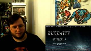 "Gors ""SERENITY"" Official Trailer Reaction"