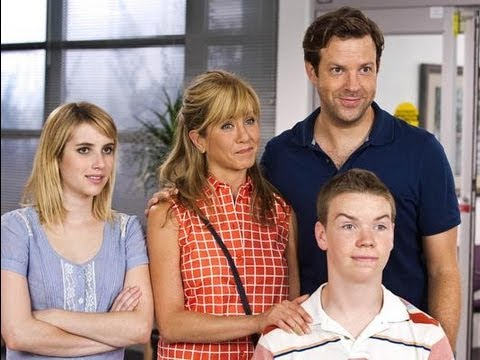 We're The Millers (2013) starring Jason Sudeikis and Jennifer Aniston movie review