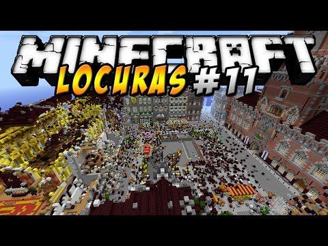 Minecraft Locuras: Ep.11 -
