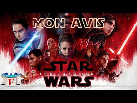 MON AVIS SUR STAR WARS 8 LES DERNIERS JEDI - Review streaming vf