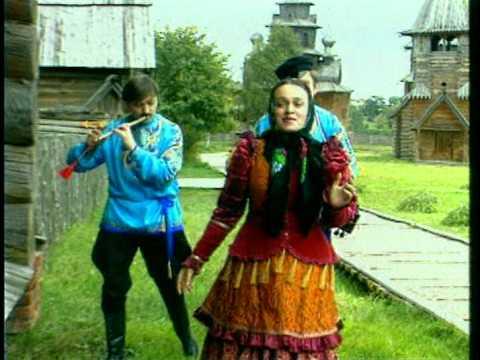 Надежда Кадышева - Течет ручей
