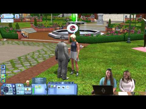 The Sims 3 Into The Future - Gameplay - Building A Dystopia