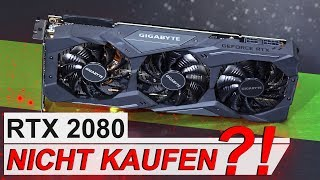 EPISCHER FAIL von NVIDIA?! -- GIGABYTE RTX 2080 WINDFORCE OC 8G