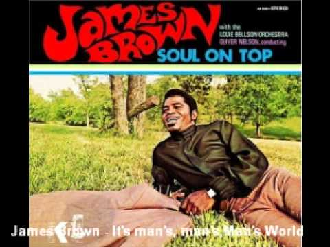James Brown - It's a Man's, Man's, Man's World ( Soul on Top).wmv