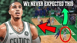 NOBODY is NOTICING this about Jayson Tatum and the Boston Celtics (FT. Kemba Walker NBA Highlights)