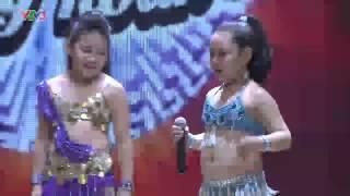 Bước nhảy hoàn vũ nhí - Phần 2 - 08/08/2014
