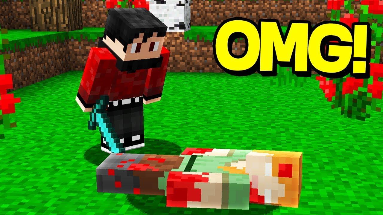 WE KILLED ALEXBRINE in Minecraft Pocket Edition