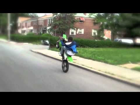 Motocross Roue Arriere video