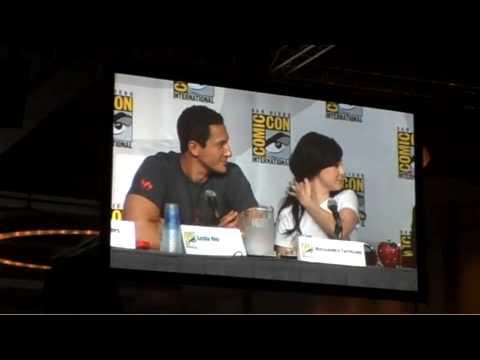 Comic-Con 2010: Caprica panel (part 1)