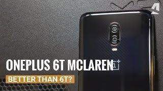 OnePlus 6T McLaren: Is it better than the regular 6T?