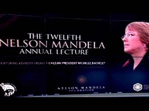 12th Nelson Mandela Lecture