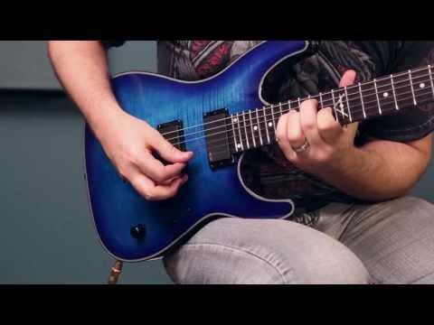 Dean Guitars new product demo - Custom 450 series double-cut electric guitar!