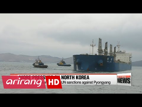 China bans export of more dual-use goods to N. Korea