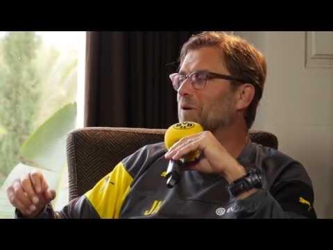 Interview mit Jürgen Klopp