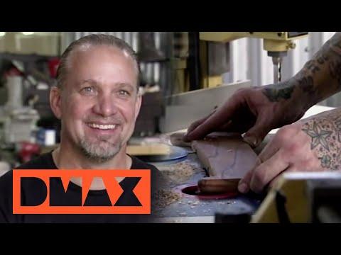 Jesse James - Outlaw Garage' Gets November Premiere Date