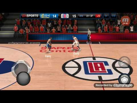 Los Angeles Clippers Vs Golden State Warriors 2nd Half NBA LIVE MOBILE