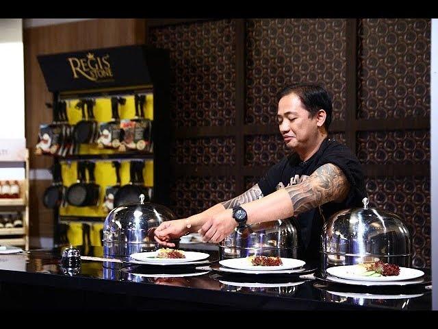 """Giulius Guttierez, din platoul """"Chefi la Cuțite"""", direct pe scena """"X Factor"""""""