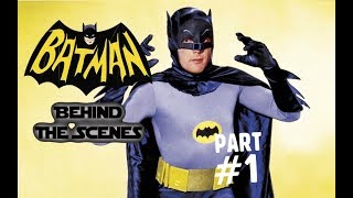 Batman TV Behind the Scenes Pt. 1